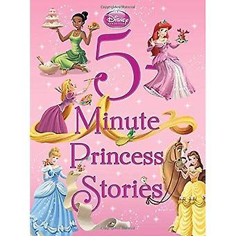 5 minuters Princess berättelser
