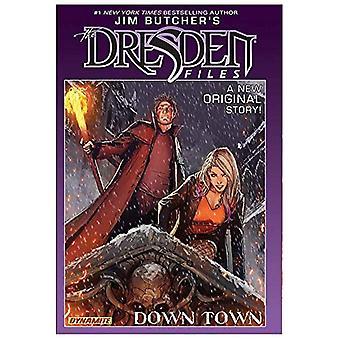 Jim Butcher's Dresden Files: Down Town