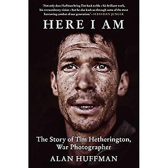 Me voici: l'histoire de Tim Hetherington, photographe de guerre