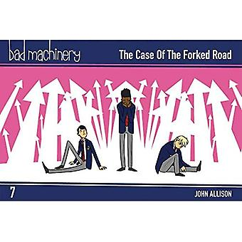 Bad Machinery, Vol. 7: The� Case of the Forked Road Pocket Edition