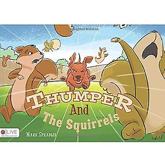 THUMPER AND THE SQUIRRELS