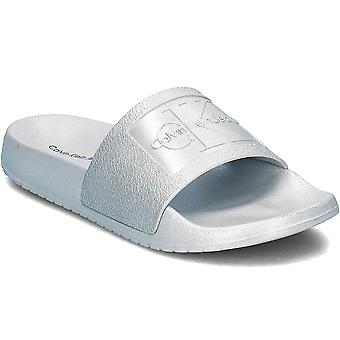 Calvin Klein Jeans Christie RE9854ICYBLUE vrouwen schoenen