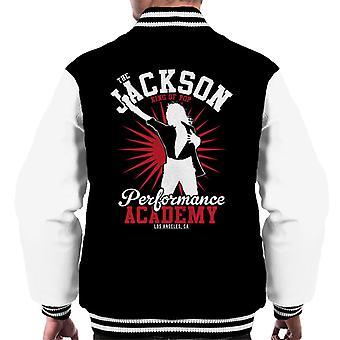 Michael Jackson Performance Academy Men's Varsity Jacket