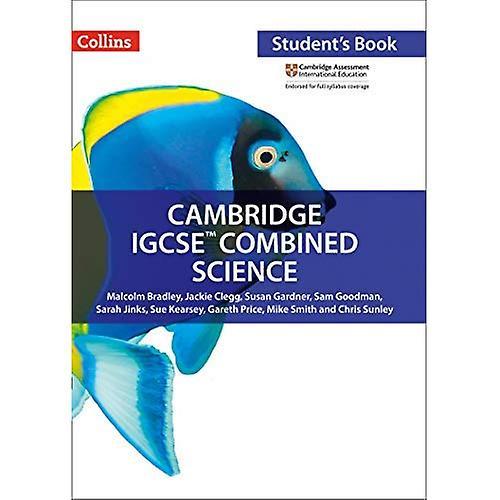Cambridge IGCSE (R) Combined Science Student Book (Collins Cambridge IGCSE) (Collins Cambridge IGCSE)