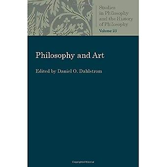 Philosophy and Art (Studies� in Philosophy and the History of Philosophy)