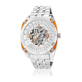 Burgmeister-BM525-111A-Herren-Armbanduhr, Stahl, Farbe: Silber