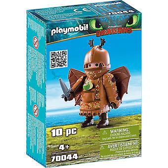 Playmobil 70044 Fishlegs with Flight Suit