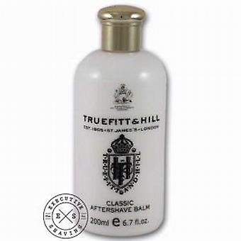 Truefitt and Hill Classic Aftershave Balm 200ml