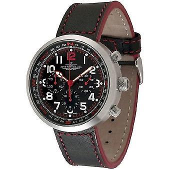 Zeno-watch mens watch Rondo chronograph 2020 B560-a17
