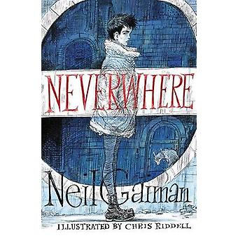 Neverwhere Illustrated Edition by Neil Gaiman - 9780062821331 Book