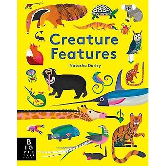 Creature Features by Natasha Durley - 9781787410381 Book