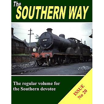 The Southern Way - Issue no. 20 by Kevin  Robertson - 9781906419899 Bo