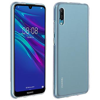 Huawei Y6 2019 Transparent Soft Protection Case