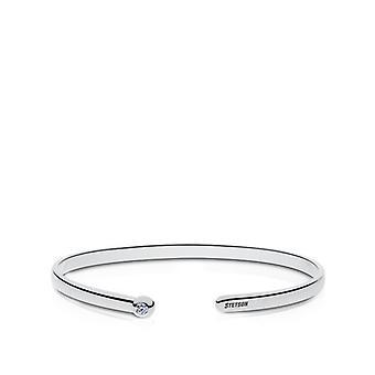 Stetson University Stetson Engraved Diamond Cuff Bracelet