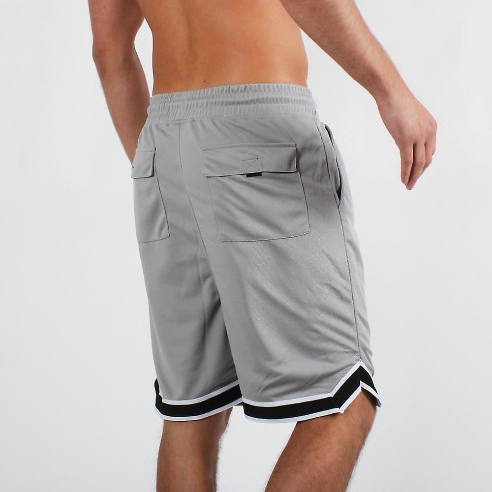 Nuevo Club Basketball Shorts - Grey