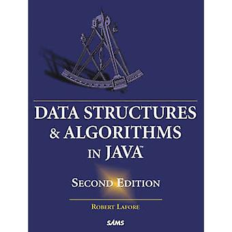 Data Structures and Algorithms in Java (2nd Revised edition) by Rober