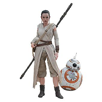 Star Wars Rey & BB-8 12