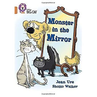 Collins Big Cat - Monster in de spiegel: Band van 12 / koper