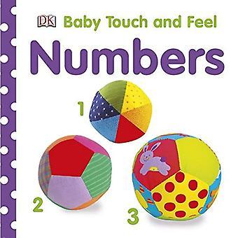 Nummer 1,2,3 (Baby Touch och känsla)