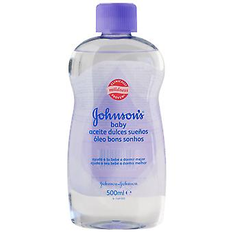Johnson's Johnson S oil 500 Ml sweet dreams (children, cosmetics, Body Lotions)