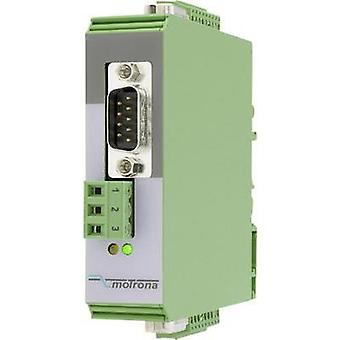 Signal splitter Motrona SV210 No. of relay outputs: 4 No. of digital inputs: 1