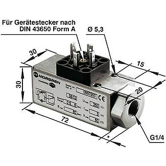Pressure switch Norgren G1/4 0.5 up to 8 bar 1 change-over