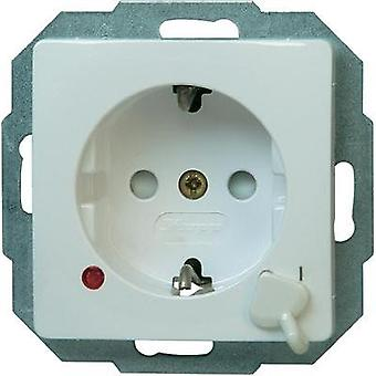 Kopp Insert PG socket Paris White 136702010