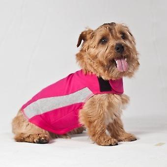 Thundershirt til hunde Pink Polo ekstra store
