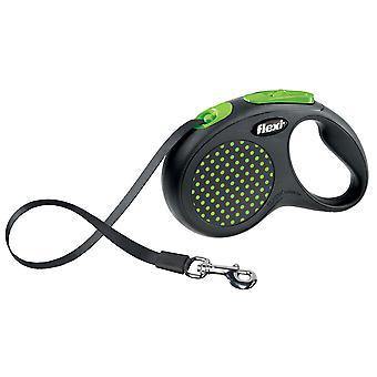 Flexi Design Tape Green Dot Large 50kg - 5m (16ft)