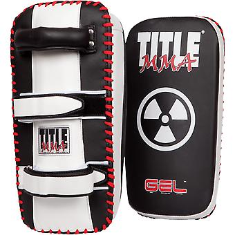 Title MMA Gel Elite Thai Pads