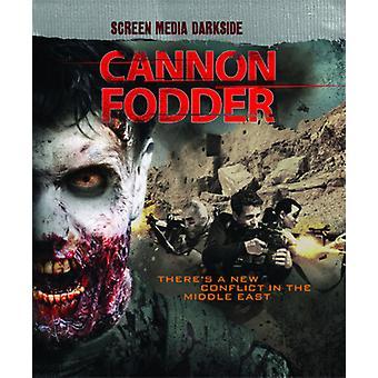 Cannon Fodder [Blu-Ray] USA import