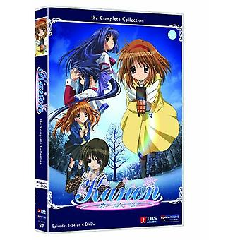 Kanon - Kanon: Box Set-S.a.V.E. [DVD] USA import