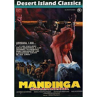Mandinga (1976) [DVD] USA importerer