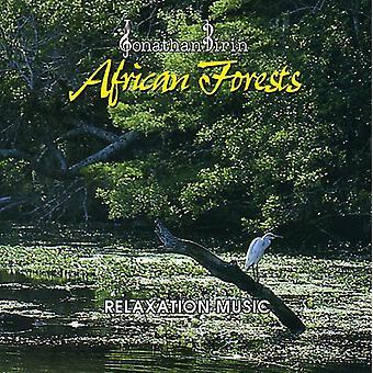 Jonathan Birin – import z USA lasy Afryki [CD]