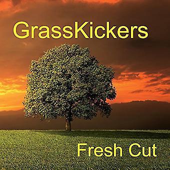 Grasskickers - importar de USA fresca de corte [CD]