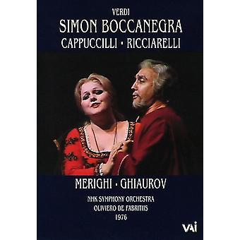 G. Verdi - Simon Boccanegra [DVD] USA import
