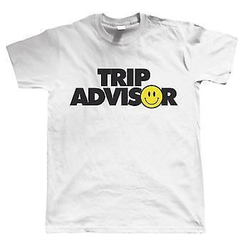 Trip Advisor, Mens Festival T Shirt