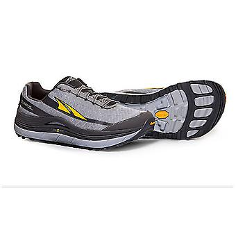Altra Olympus 2.0 Mens Shoes Silver/Cyber Yellow