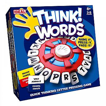 Ideal Think Words Game
