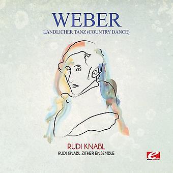 Von Weber - Landlicher Tanz (Country Dance) [CD] USA import