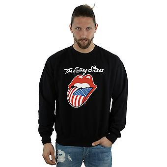 Rolling Stones mænds amerikanske tungen Sweatshirt