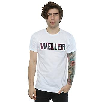 Paul Weller Men's Paisley Logo 2 T-Shirt
