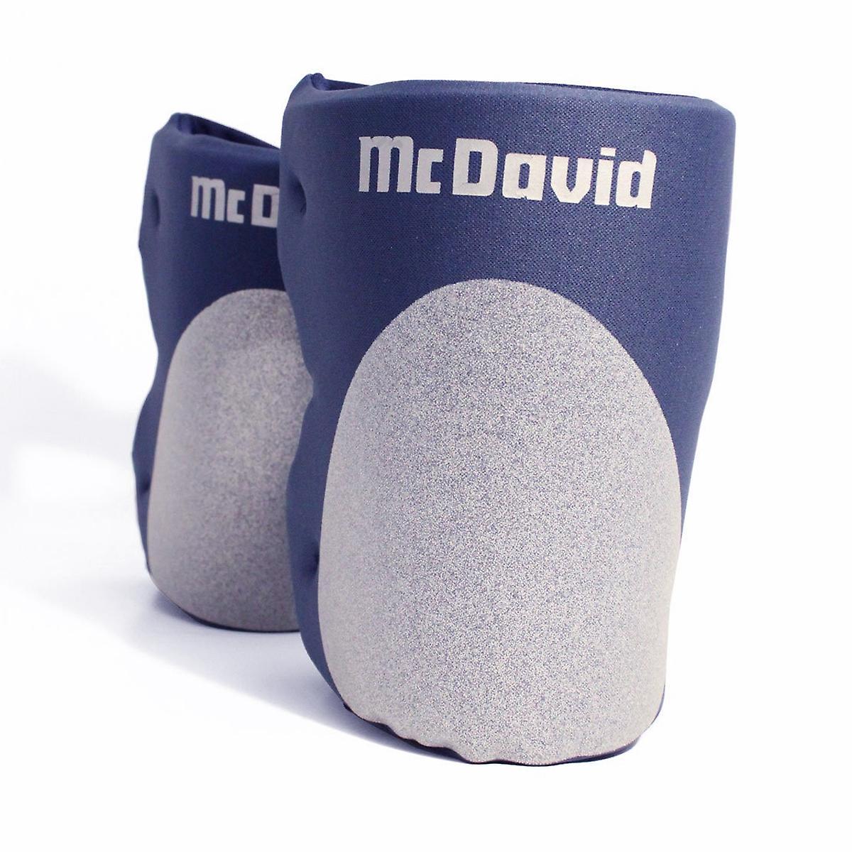 McDAVID volleyball knee pads [navy/silver]