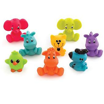 Playgro Bath Toys Jungle
