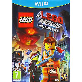 The Lego Movie Videogame Nintendo Wii U Game