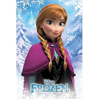 Frozen - Anna Poster Poster Print by