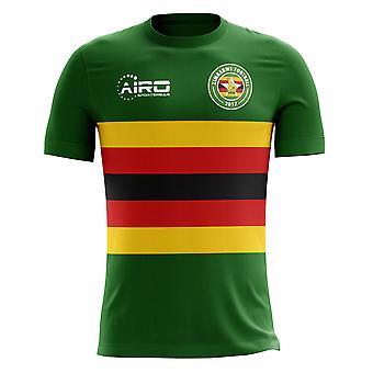 2018-2019 Zimbabwe Home Concept Football Shirt