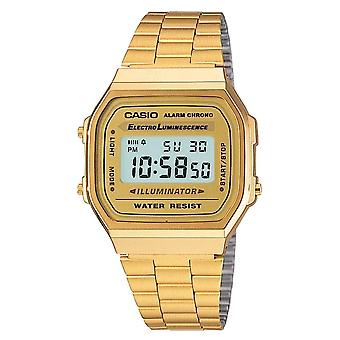 Casio Unisex Digitaluhr A168WG-9EF