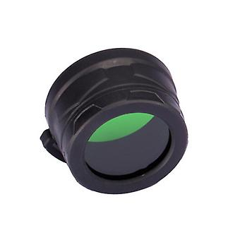 Nitecore 40mm Colour Filter for Flashlight (Green)