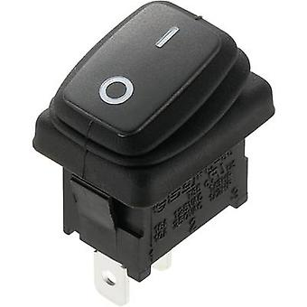 Toggle switch 250 V AC 10 A 1 x Off/On SCI R13-66A